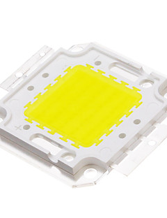 50W COB 3950-4000LM 6000-6500K Cool White Light LED Chip (30-36V)