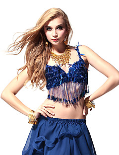 Belly Dance Tops Women's Polyester