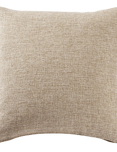 "18 ""Snygg Solid polyester Dekorativa Kuddfodral"