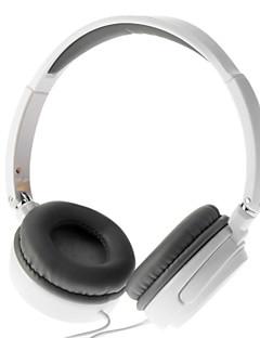 Salar DM520 Stereo Moda Super-Bass Auriculares para PC, MP3, MP4, teléfono móvil