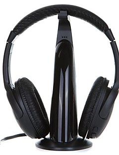 Headphone  3.5mm Over Ear With Microphone for Computer