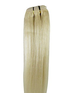 24inch 5A 100g Indian Hair Weft Silky Straight More Colors Avaliable