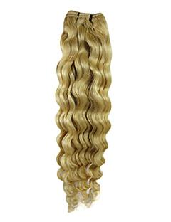 22inch vague profonde Indian Remy Hair Tissages année 5A 100g Plus de couleurs Avaliable