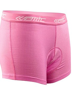 SANTIC® Cycling Under Shorts Women's Bike Breathable / Moisture Permeability / 3D PadUnderwear Shorts/Under Shorts / Padded