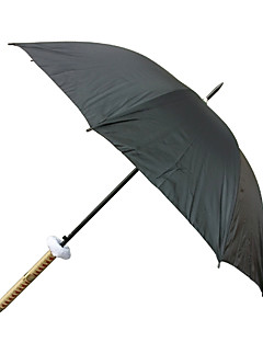 Weapon Inspirirana One Piece Trafalgar Law Anime Cosplay Pribor Weapon / Umbrella Crna Polyester Male