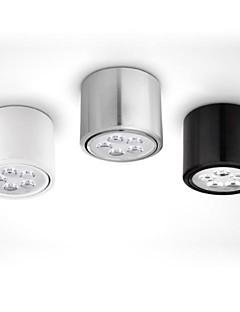 5W LED montage encastré Lumières Cylindre Shape réglable.