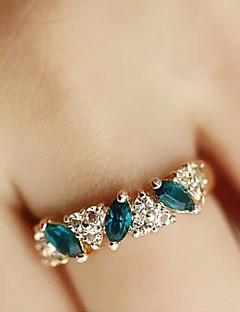 Dame uttalelse Ringe kostyme smykker Legering Smykker Til Fest Daglig Avslappet