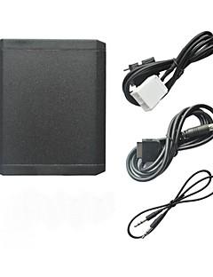Auton Digital Music CD-boksi iPod iPhone 3.5mm Aux In ja Bluetooth Valinnainen Mp3 sovitin 2001-2010 Honda Goldwing GL1800