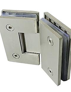 90mm x 115mm Vanntett Rustfritt stål For Frameless dørhengselen