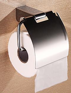 """Porte Papier Toilette Acier Inoxydable Fixation Murale W15.9cm xL9cm xH14cm(W6"""" xL4"""" xH6"""") Acier Inoxydable Contemporain"""