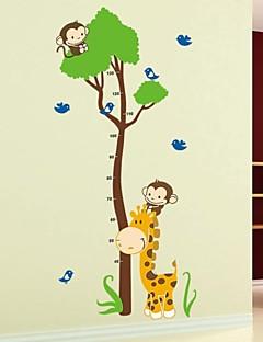 Frankie ™ DIY extraíble Niños bienvenidos Alto Animal Stickers
