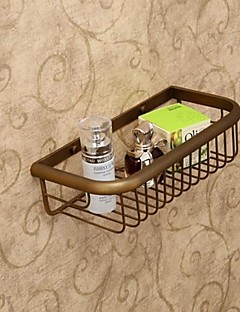 Antik Messing Finish Messing Materiale Shower Baskets