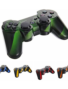 Wireless Bluetooth DualShock3 Sixaxis Rechargeable Controller Joypad for PS3