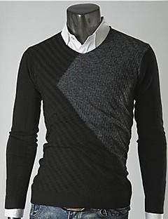 Men's Casual Fashion Knitwear Sweater