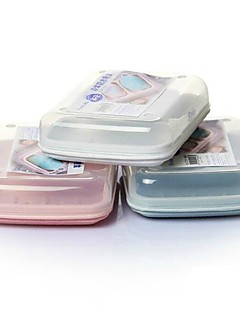 CHAHUA ™ Creative Soap Box Dobbelt Lattice Soap Box