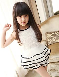 bb&b Sommer neue Medium koreanische Spitze Kuchen Kleid 2014 Mädchen mit kurzen Hosen