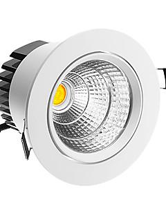 Plafonniers Gradable Blanc Froid 7 W COB 50-500 LM 6000-6500 K AC 100-240 V