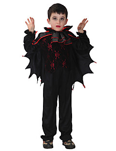 Cosplay Costumes Party Costume Animal Festival/Holiday Halloween Costumes Solid Top Pants Cloak Halloween Carnival Kid Polyester