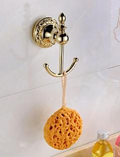 Antique Ti-finition PVD Laiton Matériel Crochets