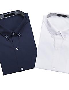 2 peças de manga curta camisas de combinação