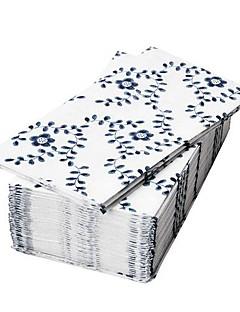 elegáns minta papír szalvéta szűz cellulóz 30 darab 17X17X3CM