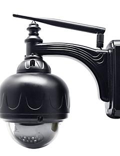 Kabellose Easyn® PTZ 1.3 MP Outdoor IP-Kamera - 3-facher digitaler Zoom - Nachtsicht