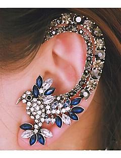 여성용 귀는 고급 보석 패션 의상 보석 라인석 합금 Animal Shape 새 보석류 제품 결혼식 파티 일상 캐쥬얼