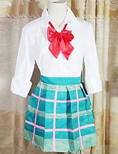 inspireret af sabagebu! Momoka sonokawa cosplay kostumer