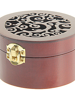 Rounded Music Box with Metal Spring Toys