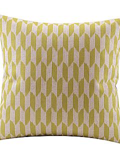 la chute des feuilles coton / lin taie d'oreiller décoratif