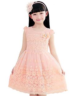 рукавов hibaby девушки сладкий платье