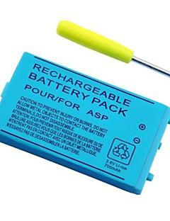ערכת 700mAh ליתיום יון נטענת + סוללה חבילת הכלי לsp GBA נינטנדו