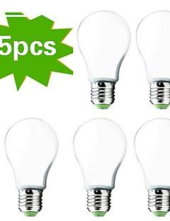 H+LUX™ E26/E27 12 W 30 SMD 5730 1000 LM Cool White A Globe Bulbs AC 220-240 V