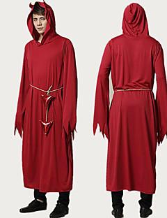 Red Devil Men's Halloween Costume (for Height 165-183cm)
