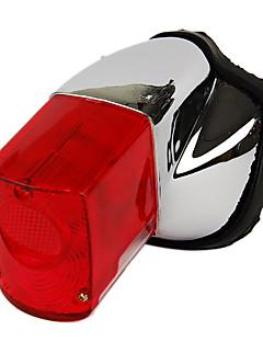 xv250 broms svans blinkerslampa ljust bärnstensfärgad motorcykel ljus