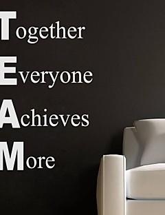 jiubai ™ hold citat wallsticker wallstickers