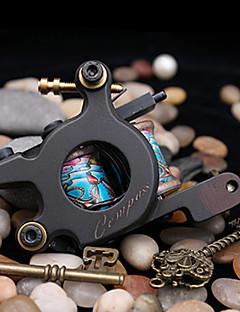 compass® tetování stroj vložka 8 zábaly ocelový rám