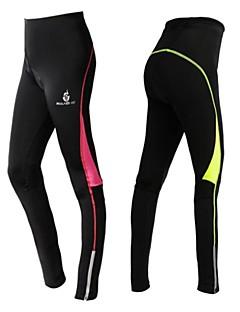 yastıklı sıcak bisiklet pantolon sıkıştırma tayt ile Batı'nın biking® kadınlar kış sonbahar bisiklet termal giyim