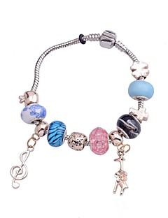 Bracelet Charme Alliage Femme