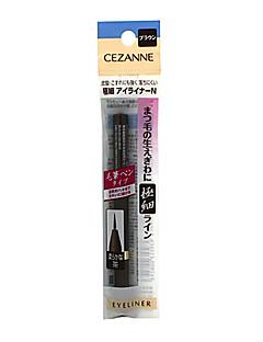 Cezanne  Ultra Fine Eyeliner N (Brown) 一支