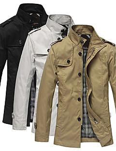 dg9003 pánská móda nový kabát