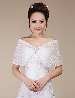 Lace Wedding/Party Jackets/Wraps