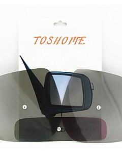 toshome antireflexfilm för insidan utsidan backspeglar för prado