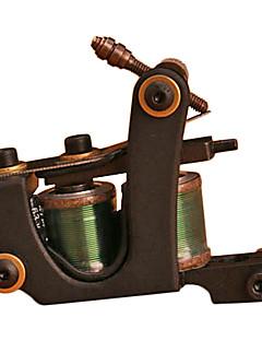 1pc intagliato macchina del tatuaggio della bobina per liner e shader