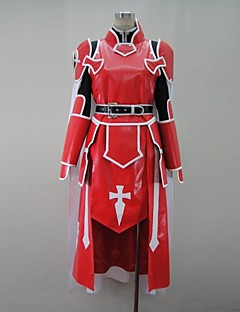 Sword Art Online Knights of the Blood Oath Heathcliff Cosplay Costume
