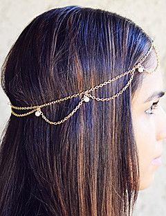Shixin® Vintage Golden Tassel Fashion Headbands(1 Pc)
