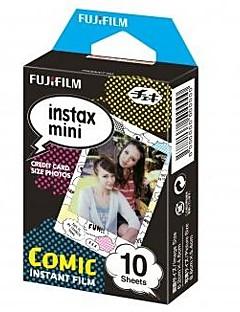 Fujifilm Instax mini øjeblikkelig farvefilm - tegneserie
