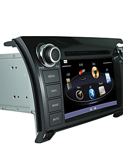 "CHTECHI-7"" 2 Din Touch Screen LCD Car DVD Player For Toyota tundra2003-2013 With Bluetooth,GPS,iPod,Radio,ATV,Can bus"