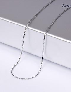 Modische Halsketten Ketten Schmuck Hochzeit / Party / Alltag / Normal Modisch Aleación Silber 1 Stück Geschenk