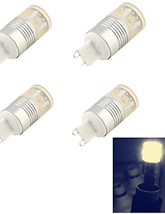 youoklight G9 5 W 11 SMD 300 LM Warm White Decorative Corn Bulbs AC 85-265 V